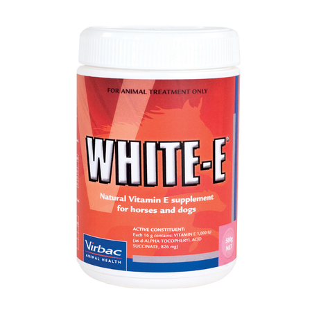 Virbac - White E - Antioxidant Supplement for Horses