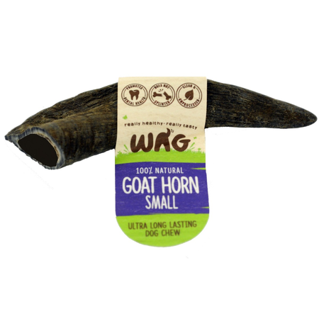 WAG Goat Horn Small�