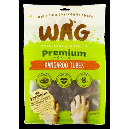 WAG Kangaroo Tubes 200g