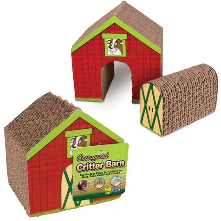Ware Corrugated Critter Barn
