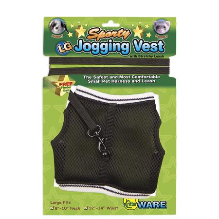 Ware Jogging Vest Large