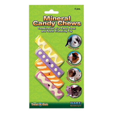 Ware Mineral Candy Chews - 4pk
