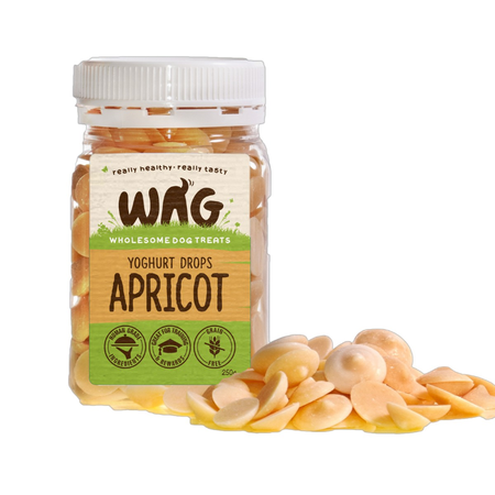 Watch & Grow Apricot Drops - 250g