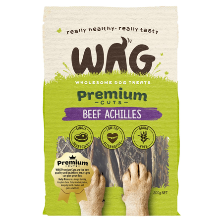 Watch & Grow Beef Achilies - 200g