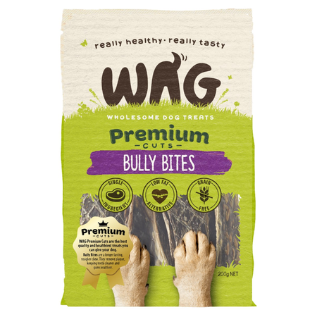 Watch & Grow Bully Bites - 200g