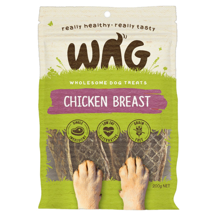 Watch & Grow Chicken Breast - 200g