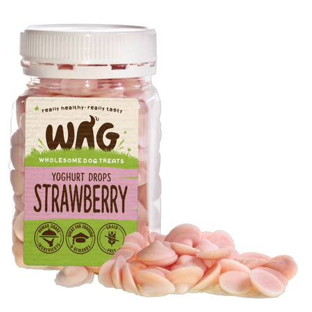 Watch & Grow Strawberry Drops 250gm