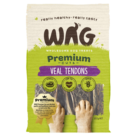 Watch & Grow Veal Tendons 200gm
