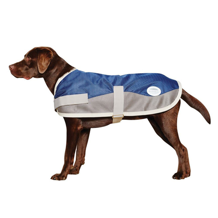 Weatherbeeta Rainstop Dog Coat Black - 30cm