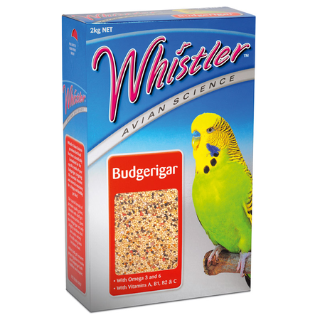 Whistler Avian Science Budgie - 2kg