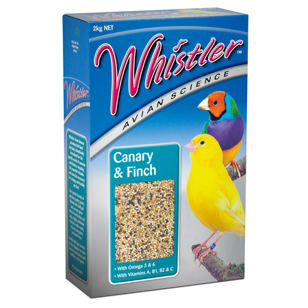 Whistler Avian Science Canary and Finch - 2kg