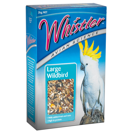 Whistler Avian Science Large Wild Bird Mix - 2kg
