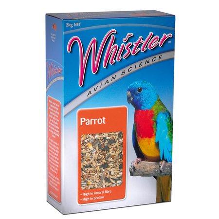 Whistler Avian Science Parrot Mix - 2kg