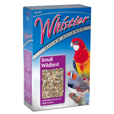 Whistler Avian Science Small Wild Bird Mix - 2kg