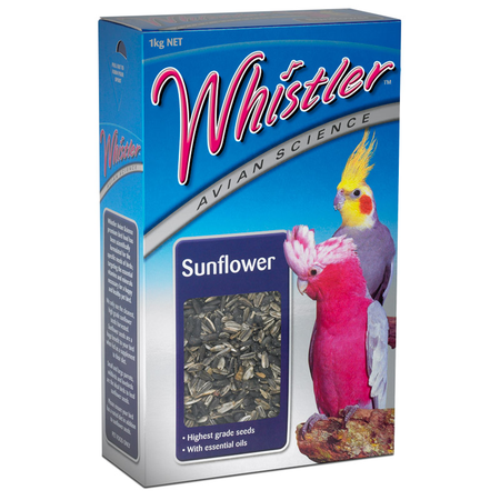 Whistler Avian Science Sunflower - 1kg