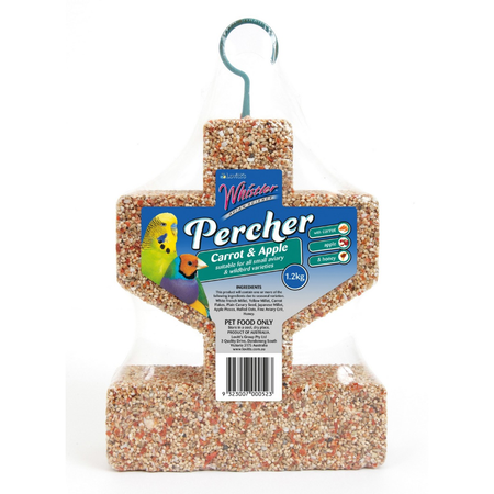 Whistler Percher Carrot & Apple Treat 1.2kg