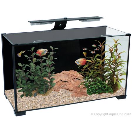 Xpression 27 Nano Aquarium - 50x21x27.5cm