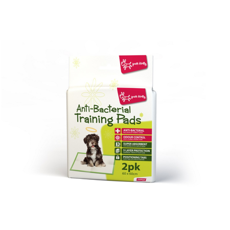 Yours Droolly Anti Bacterial and No Smell Toilet Training Pads 2pk
