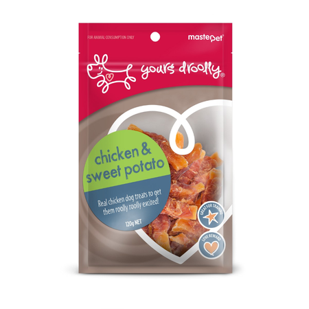 Yours Droolly Chicken & Sweet Potato 110g