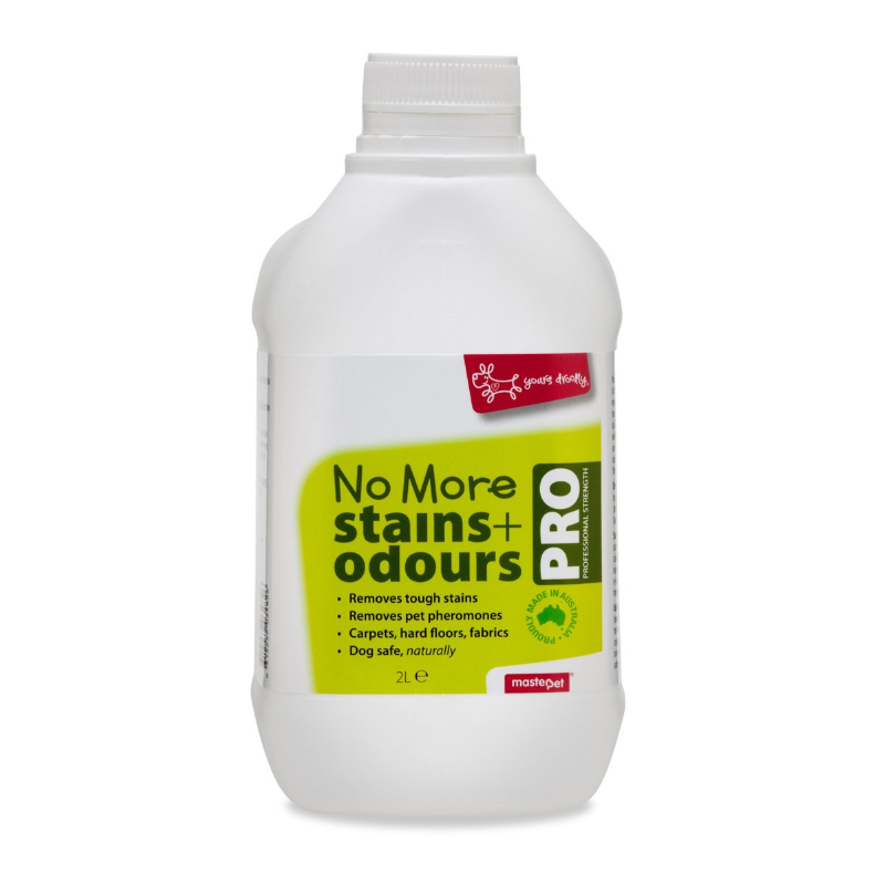 Yours Droolly No More Stain & Odour - 2 litre