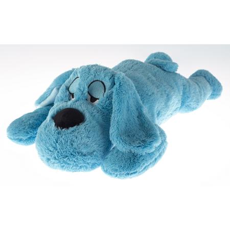 Yours Droolly Sleepy Dog Blue Medium