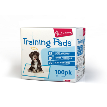 Yours Droolly Toilet Training Pads  100pk