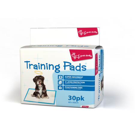 Yours Droolly Toilet Training Pads  30pk