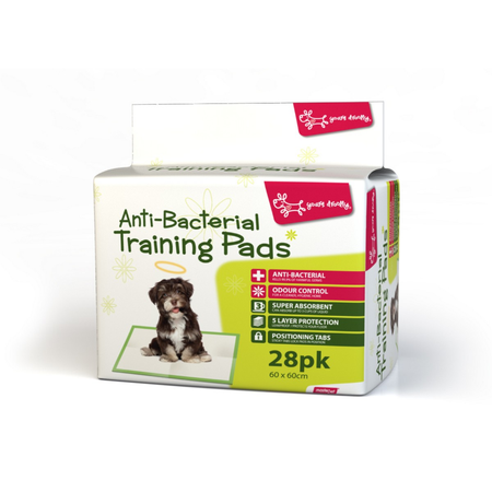 Yours Droolly - Anti Bacterial and No Smell - Toilet Training Pads