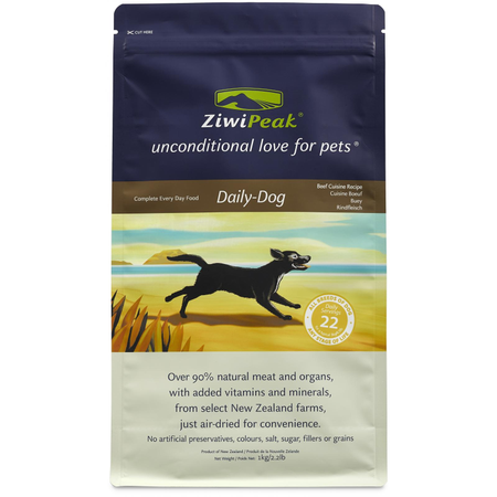 ZiwiPeak  Daily Dog Beef