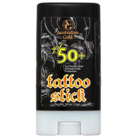 Australian Gold Tattoo Stick SPF50+ 14g
