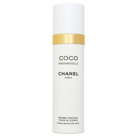 Chanel Coco Mademoiselle Fresh Moisture Body Mist 100ml