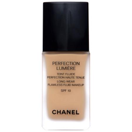 Chanel Perfection Lumiere SPF10 Long Wear Flawless Fluid Makeup 22 Beige Rose 30ml