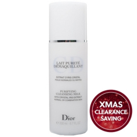 Dior Cleansers Purifying Cleansing Milk 200ml