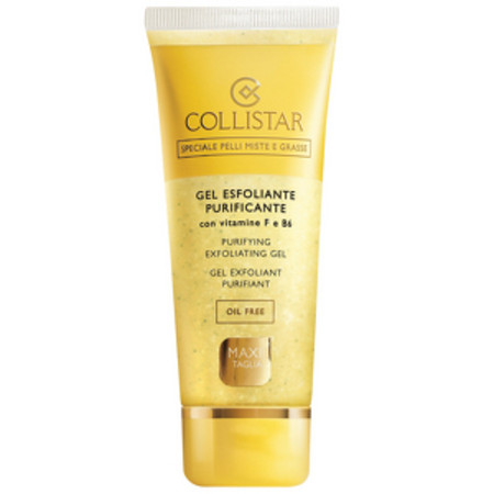 Collistar Cleansers Purifying Exfoliating Gel 100ml