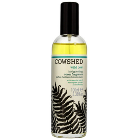 Cowshed At Home Wild Cow Invigorating Room Fragrance 100ml