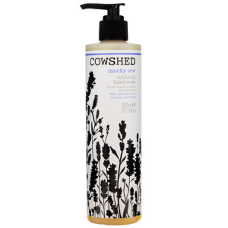 Cowshed Hand Care Mucky Cow Exfoliating Hand Wash 300ml