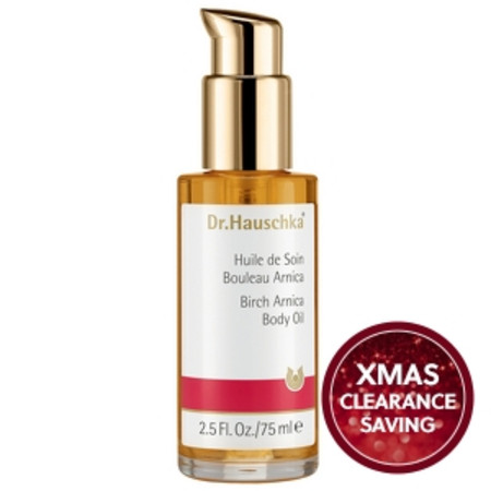 Dr. Hauschka Body Care Birch Arnica Body Oil 75ml