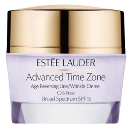 Estee Lauder Moisturisers Advanced Time Zone Age Reversing Line Wrinkle Cream Oil-Free SPF15 50ml