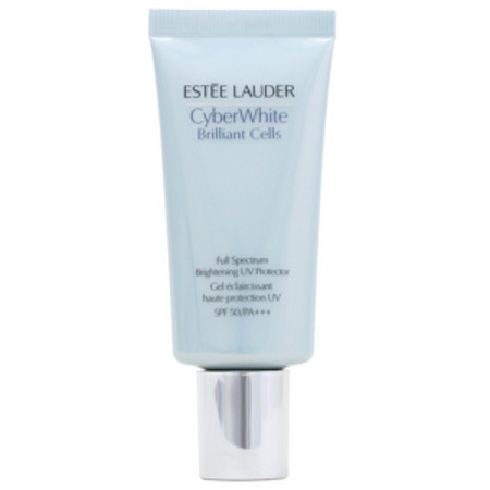 Estee Lauder Treatments CyberWhite Brilliant Cells Full Spectrum Brightening UV Protector SPF50 for Dull Skin 30ml