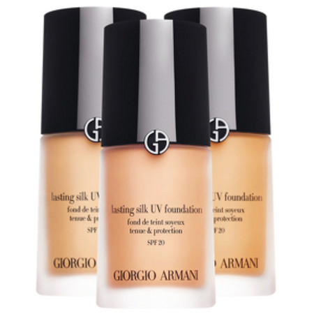 Giorgio Armani Lasting Silk UV Foundation 4.5 SPF20, 30ml