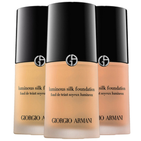 Giorgio Armani Luminous Silk Foundation 08 Caramel 30ml