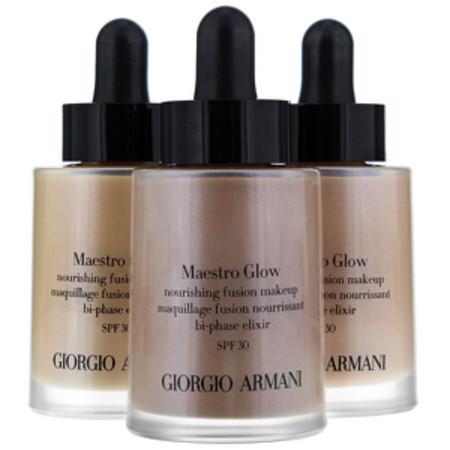Giorgio Armani Maestro Glow 5 SPF30, 30ml