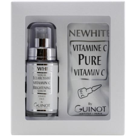 Guinot Facial Brightening Newhite Serum Eclaircissant Vitamin C Brightening Serum 14 Day Treatment 25ml
