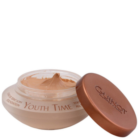 Guinot Facial Rejuvenating Fond De Teint Soin Youth Time Foundation No.2 Medium Skin with Neutral Undertones 30ml