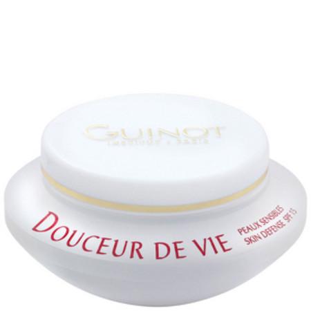 Guinot Facial Soothing / Gentle Douceur de Vie Skin Defense SPF15 50ml