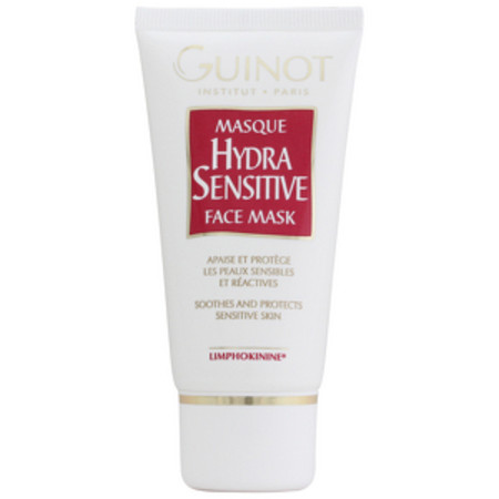 Guinot Facial Soothing / Gentle Masque Hydra Sensitive Face Mask Sensitive Skin 50ml