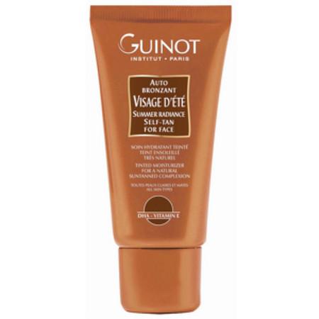Guinot Sun Reparing / Prolonging Visage d'Ete Summer Radiance Self Tan for Face 50ml