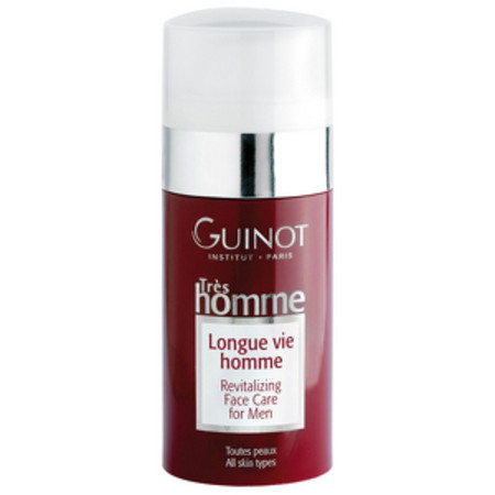 Guinot Tres Homme Longue Vie Homme Revitalising Face Care For Men 50ml