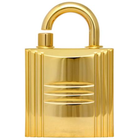 Hermes Jour d'Hermes Pure Parfum Refilliable Gold Lock 7.5ml