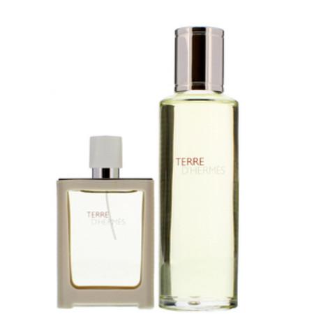Hermes Terre D'Hermes Eau Tres Fraiche Eau de Toilette 30ml and Eau de Toilette Refill 125ml